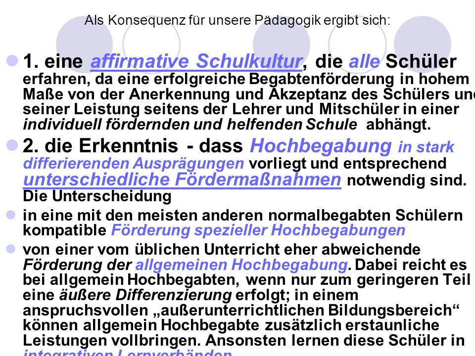 """Hans-Joachim Gardyan Vom Glück und Unglück Hochbegabter in der Schule """"Fakten/Mythen – Chancen/Risiken – Möglichkeiten/Grenzen"""" HEBO 2009 DAS LERNHAUS"""