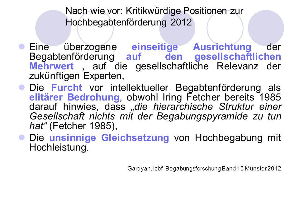 """Erstes Resumee """"Unterricht ist unser Kerngeschäft, doch Schule ist mehr als Unterricht!"""" Hans-Joachim Gardyan 2012 """"Wir sind da! – Wir sind für Sie da"""