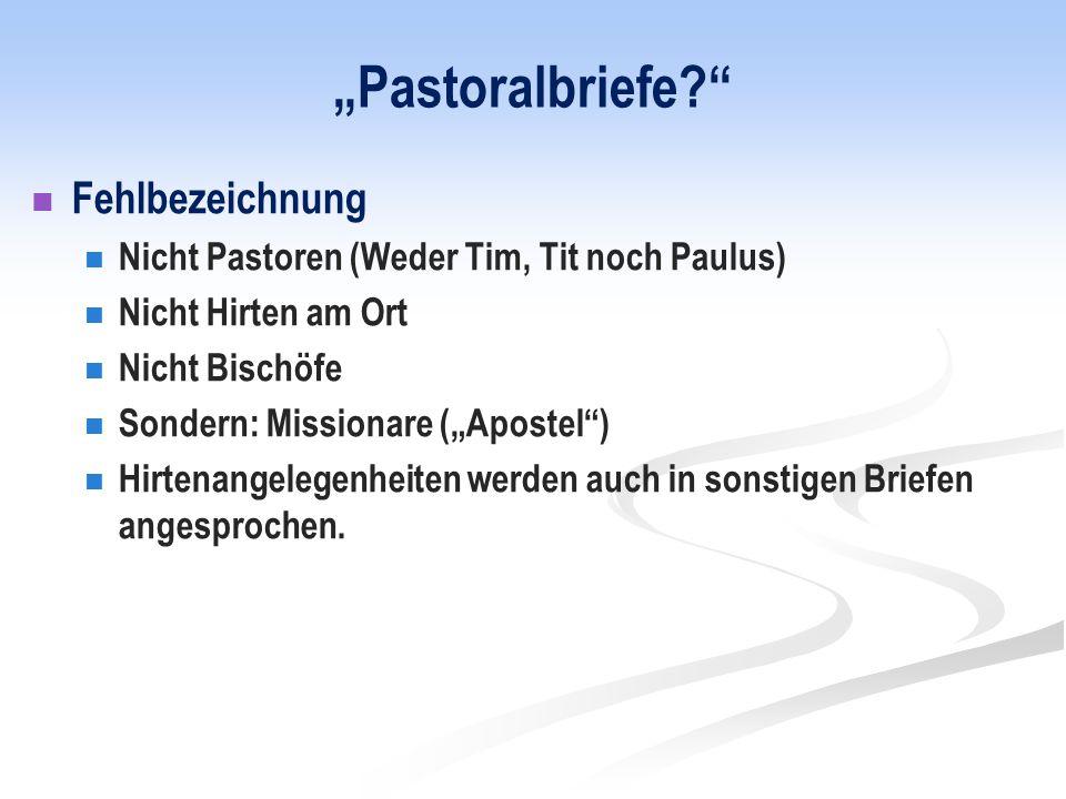 Verfasserschaft angegriffen Bibelkritische Argumente: 1.