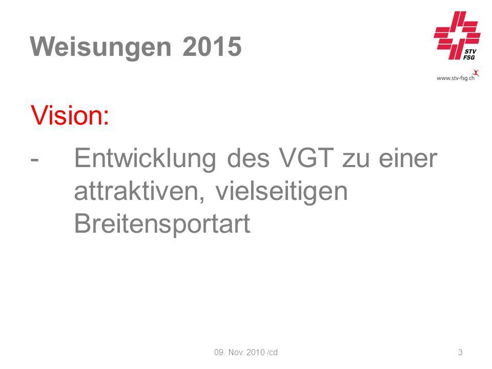 Weisungen 2015 09. Nov.