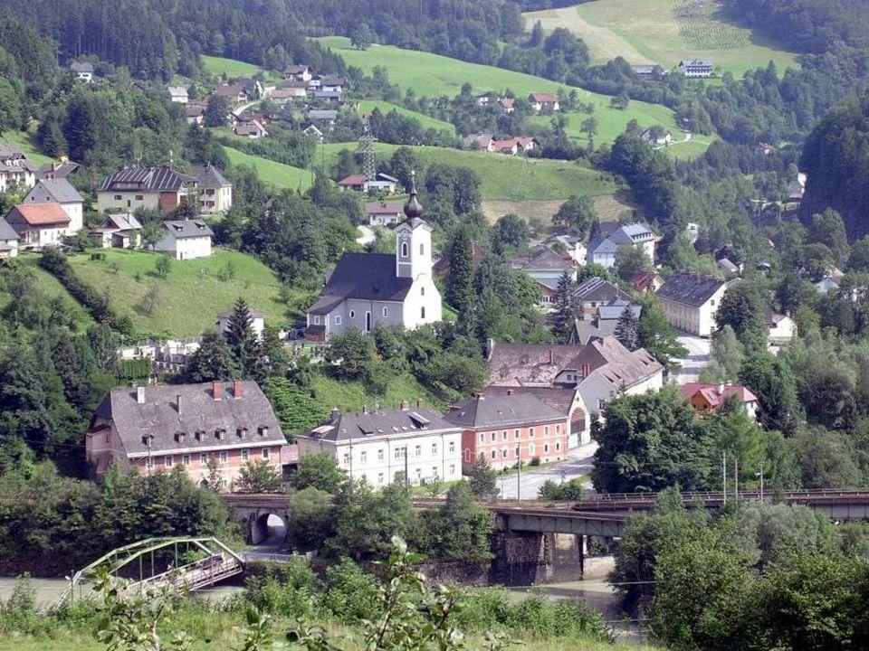 Hieflau ist ein Teil der steirischen Gemeinde Landl und war bis Ende 2014 eine eigene Gemeinde. Eingebettet zwischen den imposanten Gipfeln der Gesäus