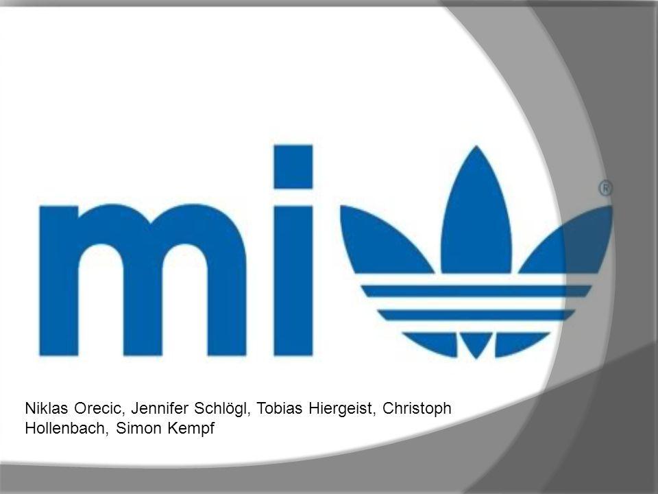 AGENDA 1.Geschichte von Adidas 2. Miadidas Mass Customization Initiative 3.