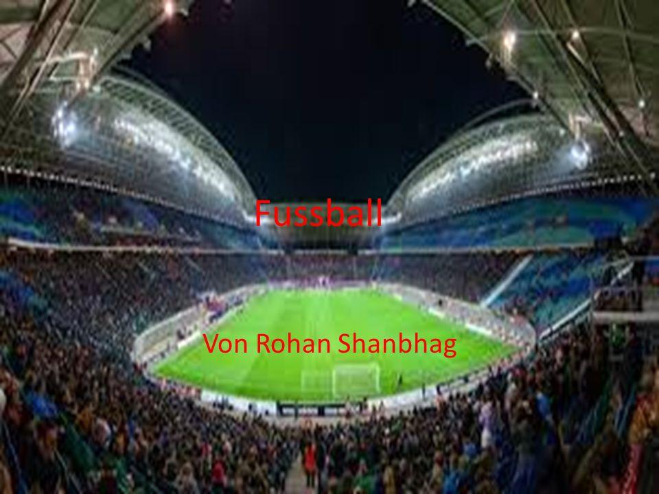 Fussball Von Rohan Shanbhag