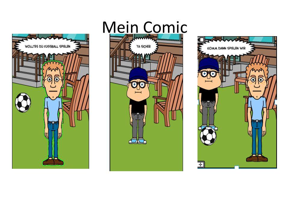 Mein Comic