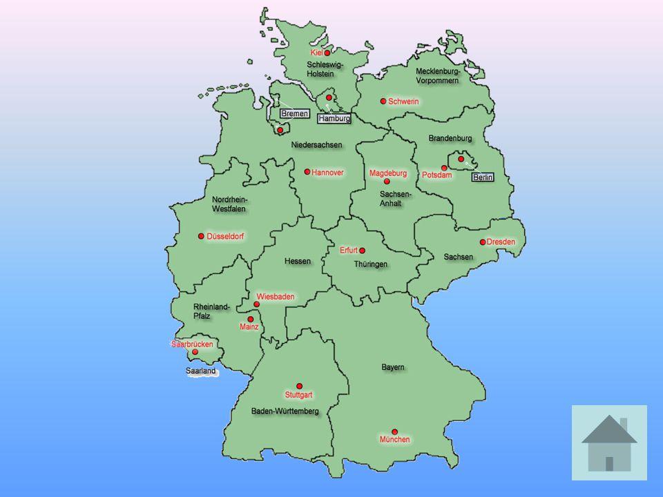 BREMEN BERLIN POTSDAM MUNCHEN STUTTGART HAMBURG WIESBADEN SCHWERIN HANNOVER DUSSELDORF MAINZ SAARBRUCKEN DRESDEN MAGDEBURG KIEL ERFURT