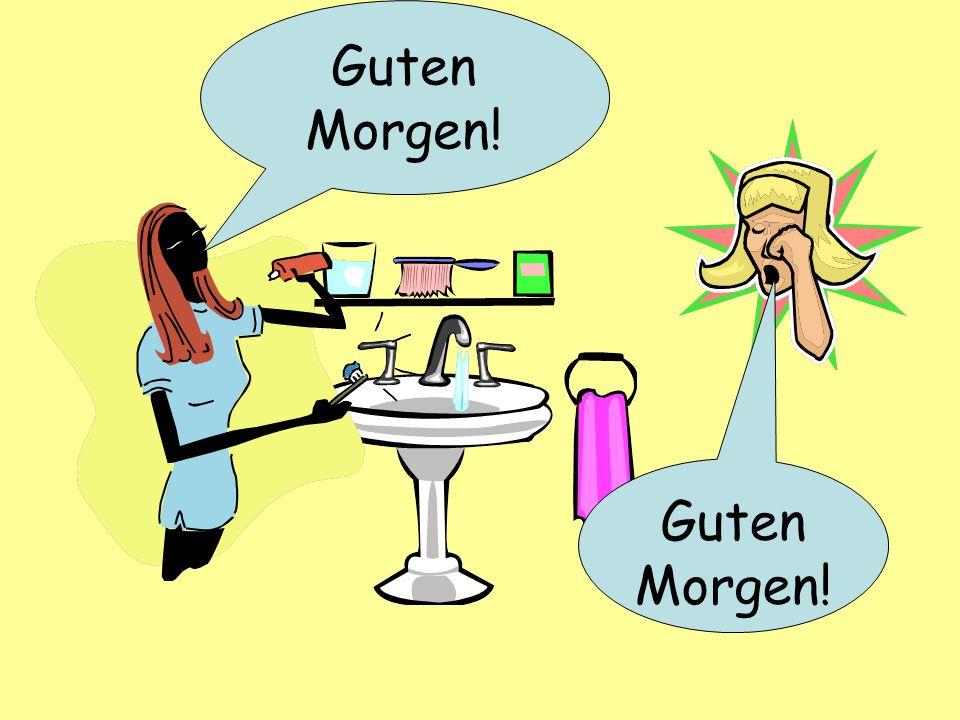 Frau Meier Lisa Mark Anna Herr Meinke Kopiere die Tabelle und kreuze an.