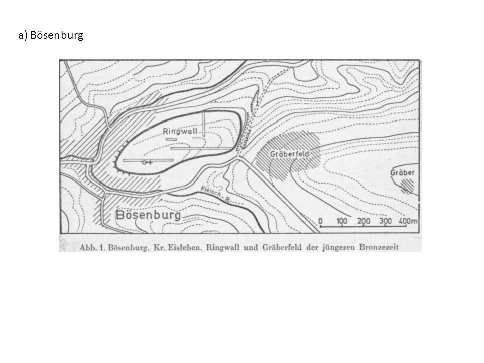 a) Bösenburg
