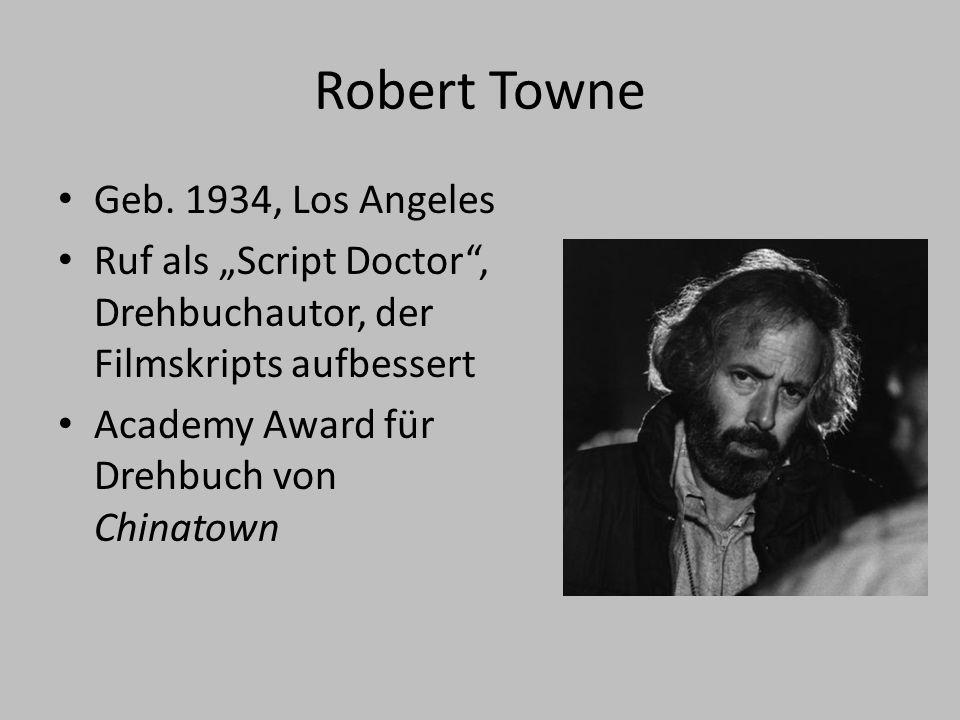 Robert Towne Geb.