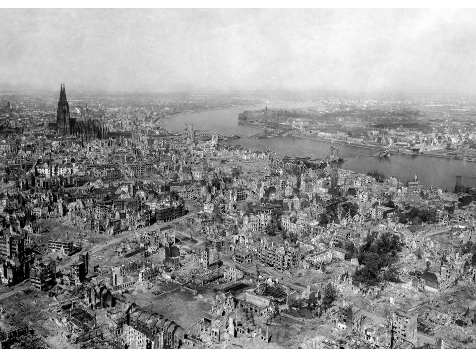 3 Neuanfang und Wiederaufbau nach 1945 Nach Ende des 2.