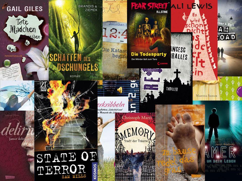 Ob Krimi, Thriller, Fantasy, Liebesgeschichte, oder Abenteuer... Es ist für Jeden was dabei!