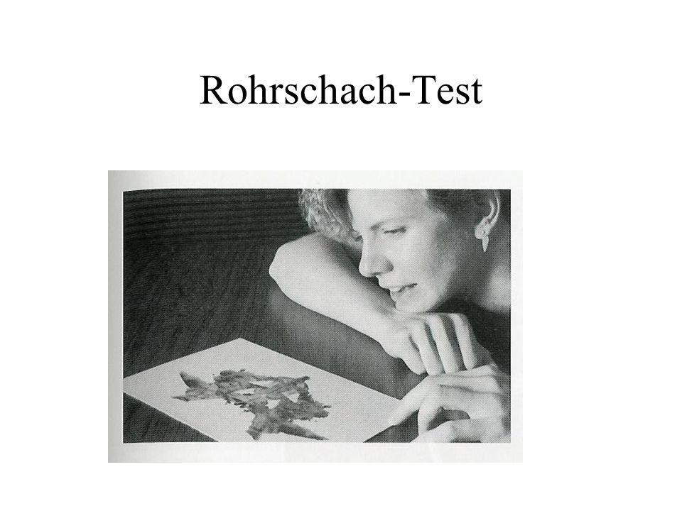 Rohrschach-Test