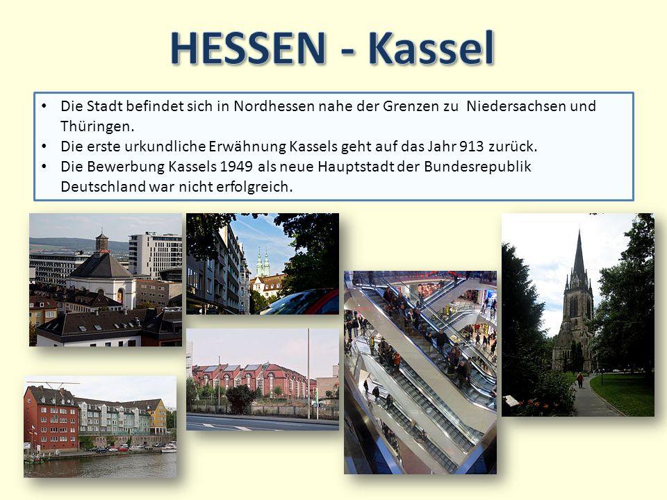 Die Stadt befindet sich in Nordhessen nahe der Grenzen zu Niedersachsen und Thüringen.