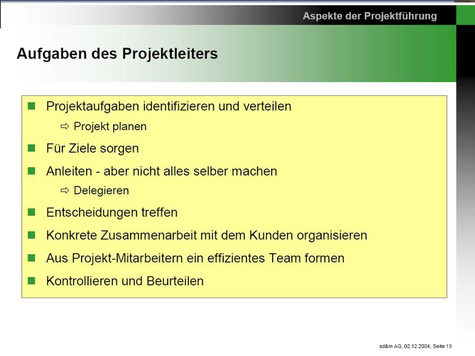 IT-Projektmanagement, Vorlesung Sommersemester 2015 Prof. Dr. Herrad Schmidt SS 15 V2, Folie 34