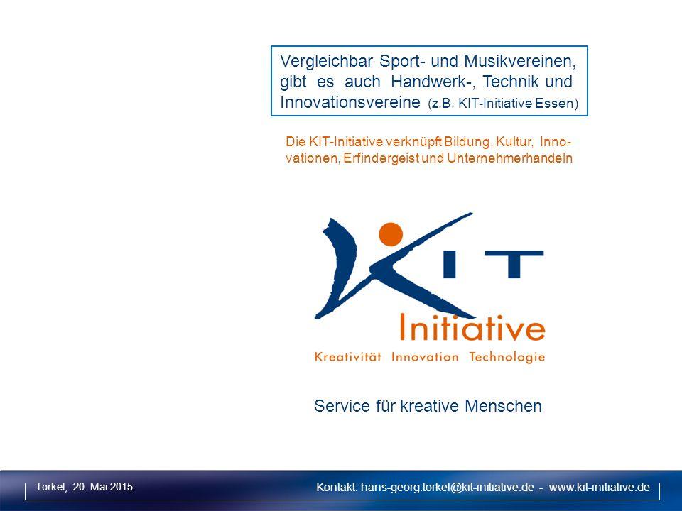 KIT- Initiative, Torkel, 05.