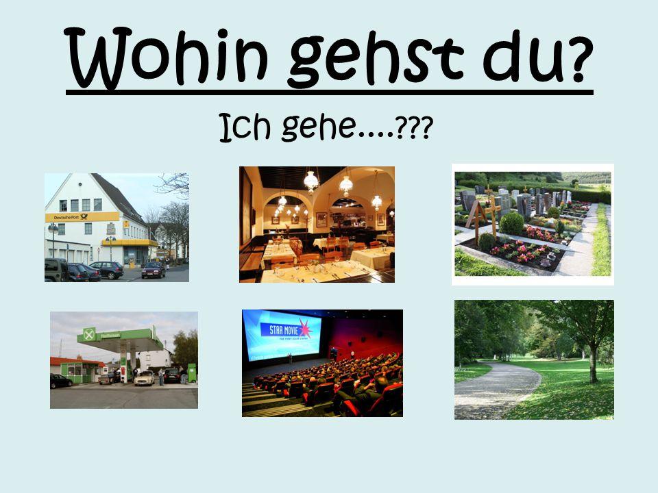 Three main prepositions : In zu nach Florida Deutschland Kanada Salt Lake Hause When do I use these.