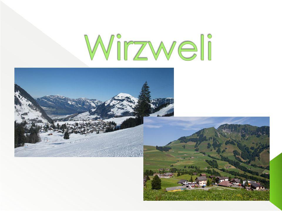 Wo .Wirzweli liegt oberhalb von Dallenwil.