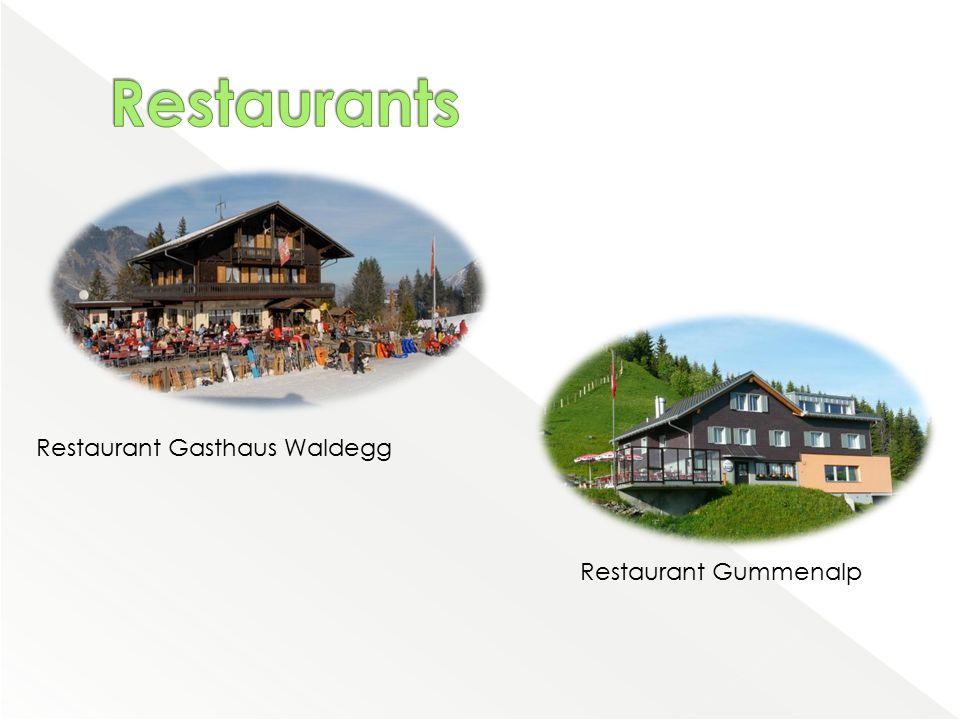 Restaurant Gasthaus Waldegg Restaurant Gummenalp