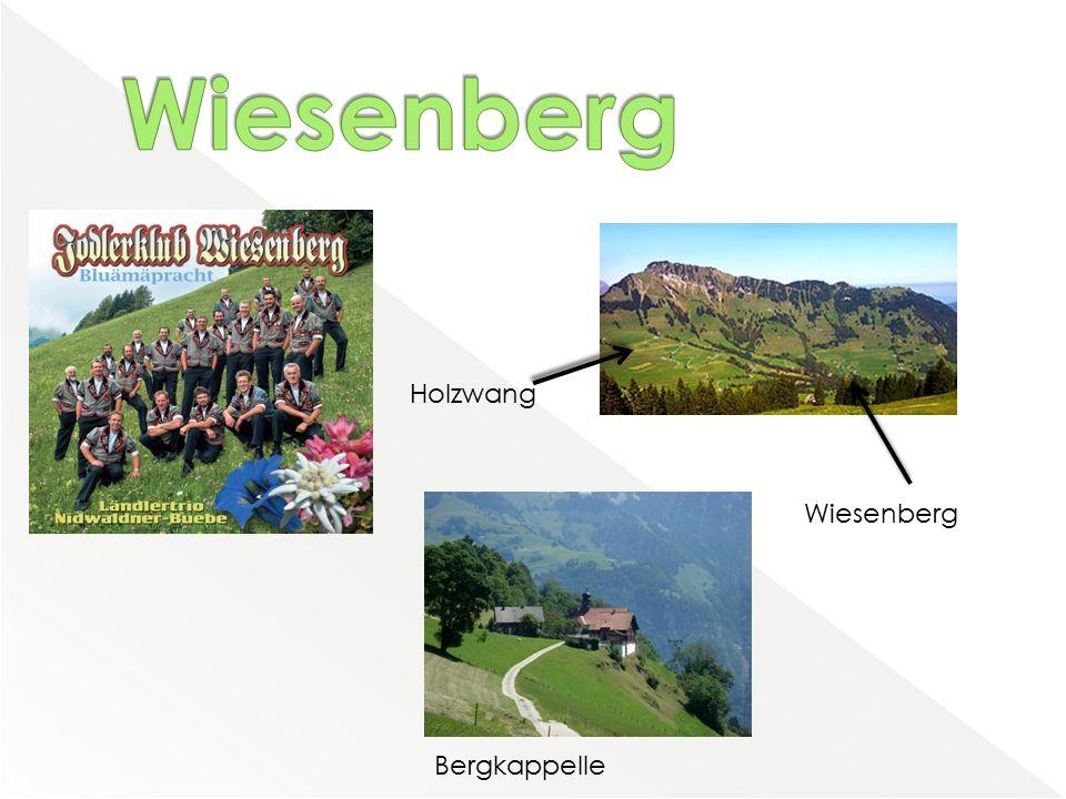 Bergkappelle Wiesenberg Holzwang