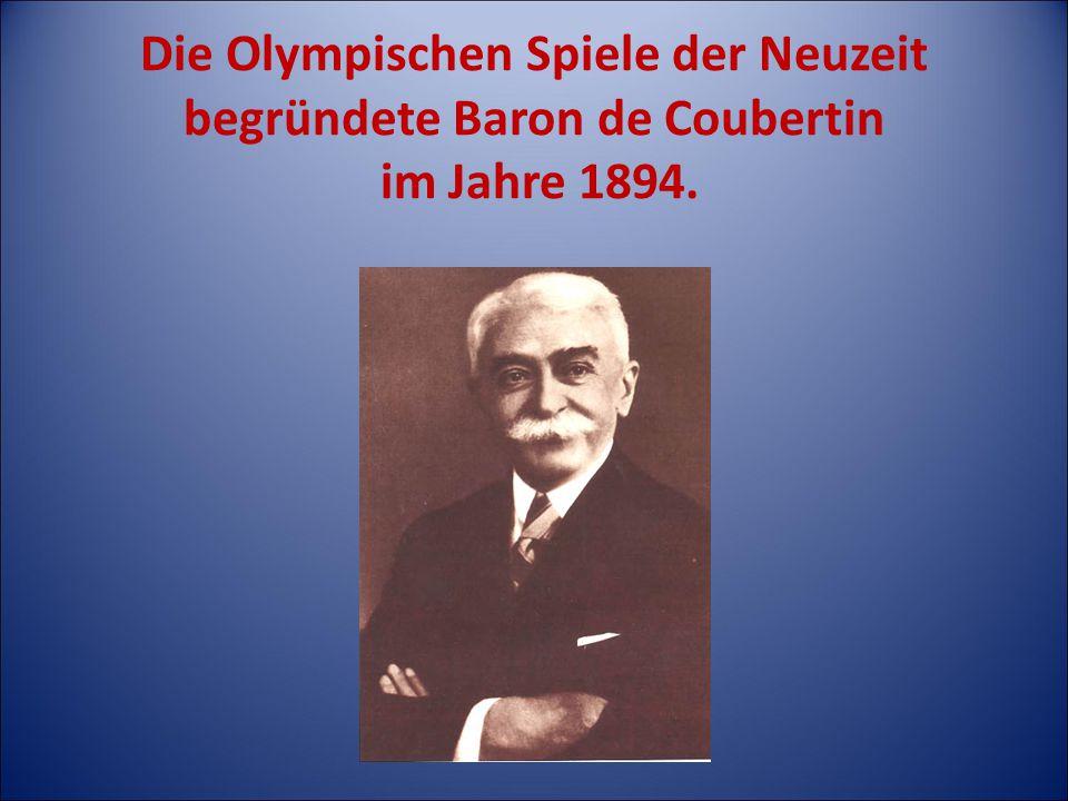Die 22.Olympischen Winterspiele in Sotschi.