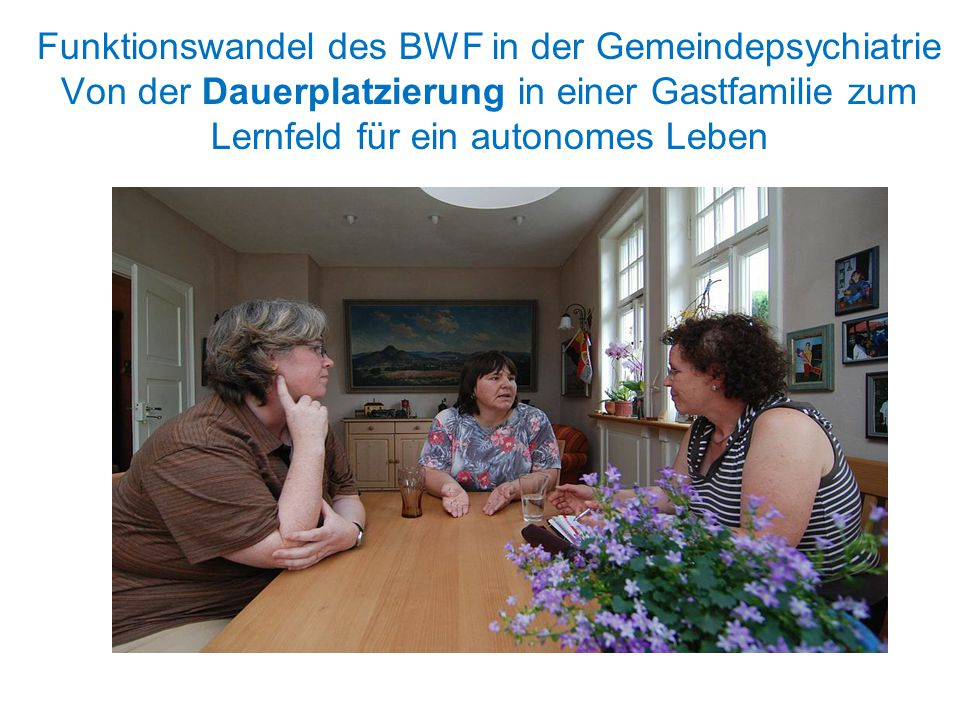 Wandel der Klientel im GPV im LK Ravensburg