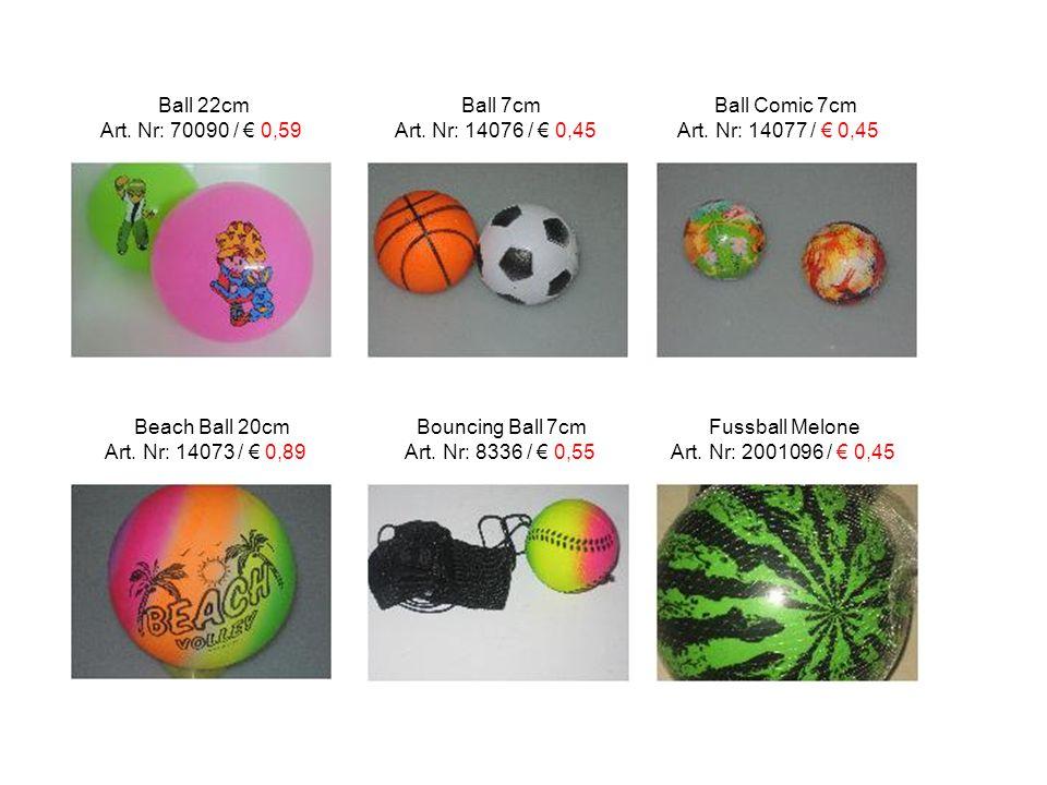 Kindertennisbälle 3er Minifussball 8cm Disney Pölster sort.