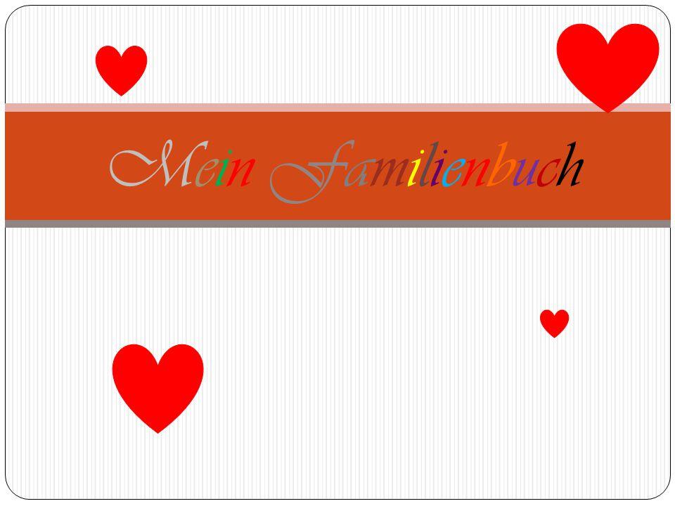 Meine Mutter hei β t Madlena Zepter.Meine Mutter ist vierundsechzig Jahre alt.