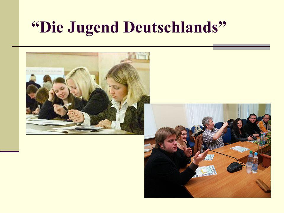 """""""Die Jugend Deutschlands"""""""