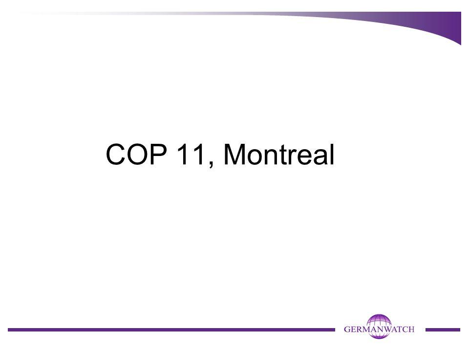COP 11, Montreal
