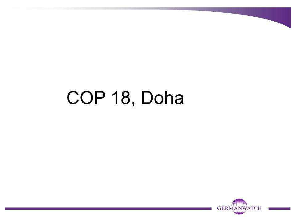 COP 18, Doha