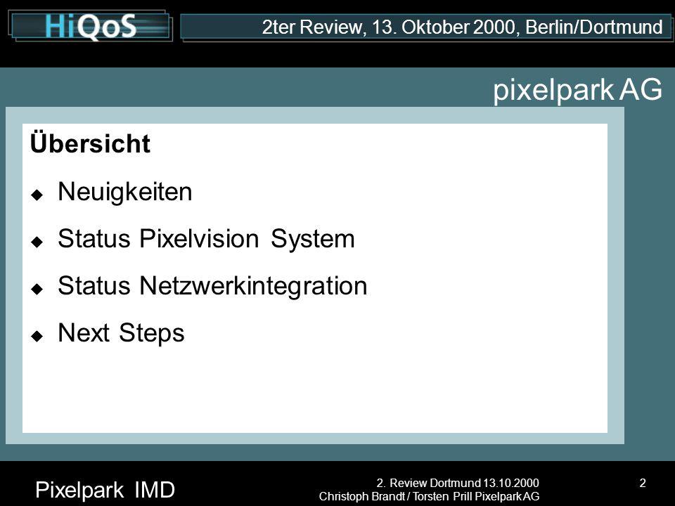 Pixelpark IMD 2.
