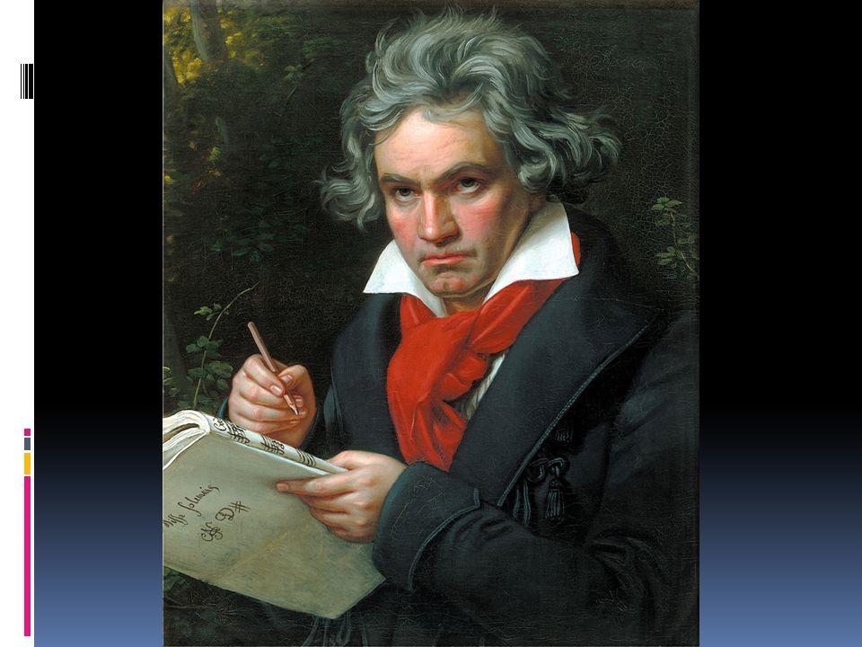 Ludwig van Beethoven wurde in Bonn in einer Musikantenfamilie geboren.