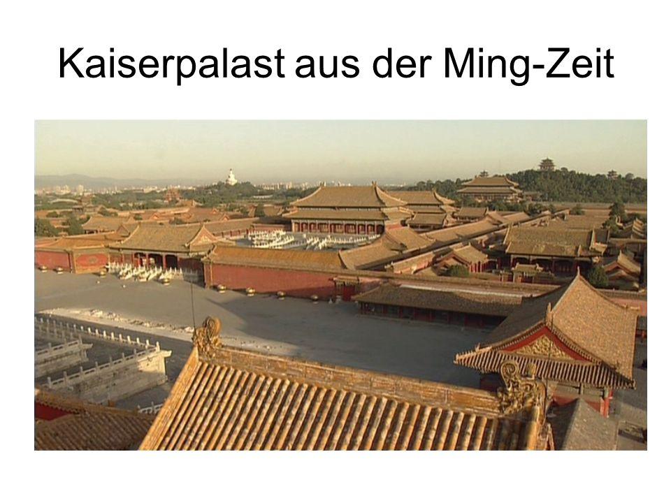Kaiserpalast aus der Ming-Zeit