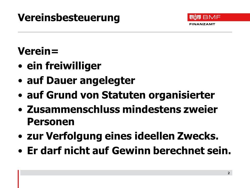 Feste durch Körperschaften öffentlichen Rechts Gesellige Veranstaltung (Betrieb gew.