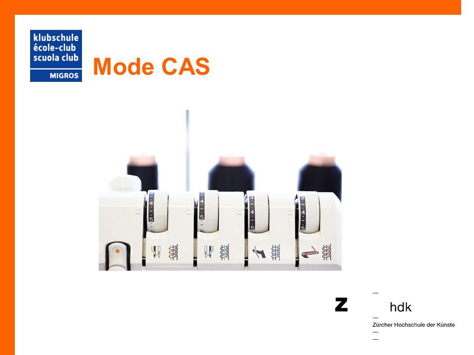 Mode CAS