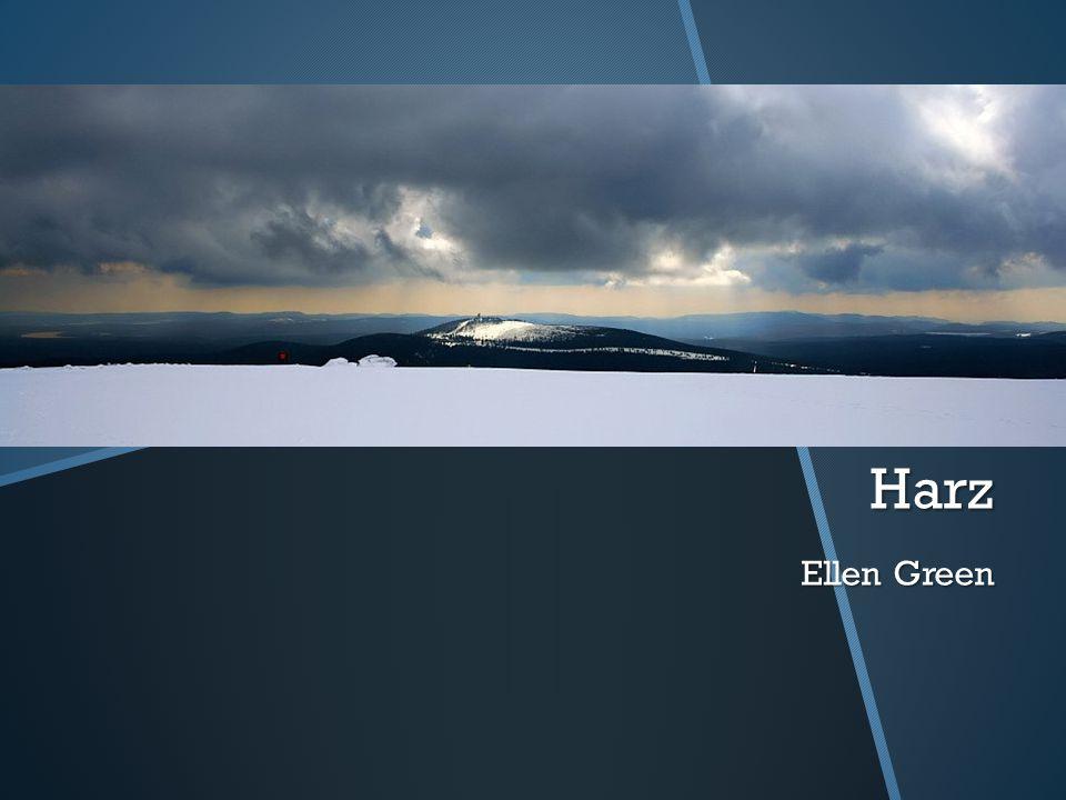 Harz Ellen Green