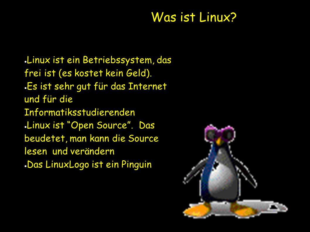 Linux und der LinuxTag