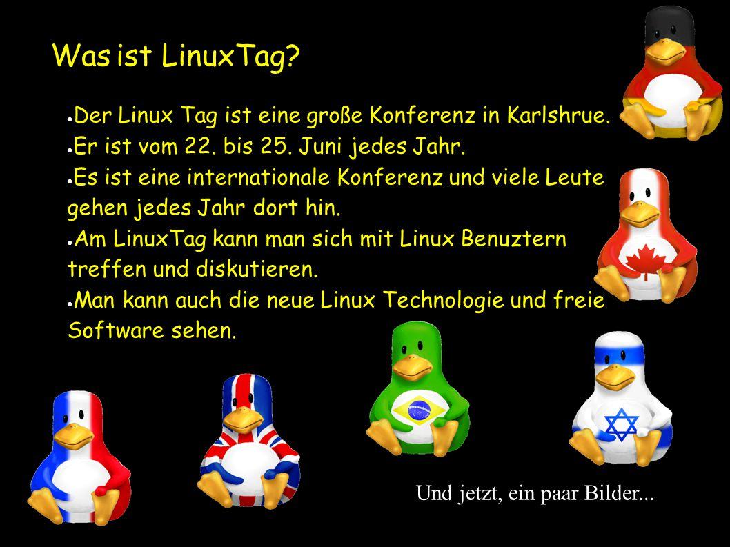 Woher kommt Linux? ● Linux wurde 1990 von einem Studenten an der Helenski Uni (in Norwegen) erfunden. ● Der Student heißt Linus Torvalds. ● Er hat Min