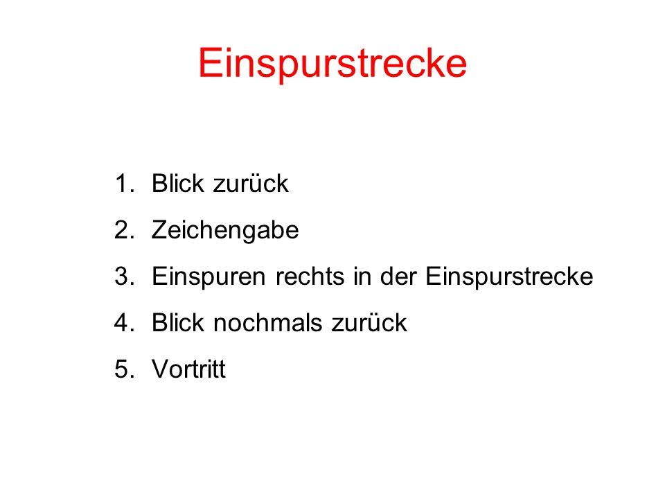 Radtest Ibach / Posten 8a Linksabbiegen mit Einspurstrecke Blick zurück / Zeichengabe / Einspuren / Vortritt Gotthardstrasse