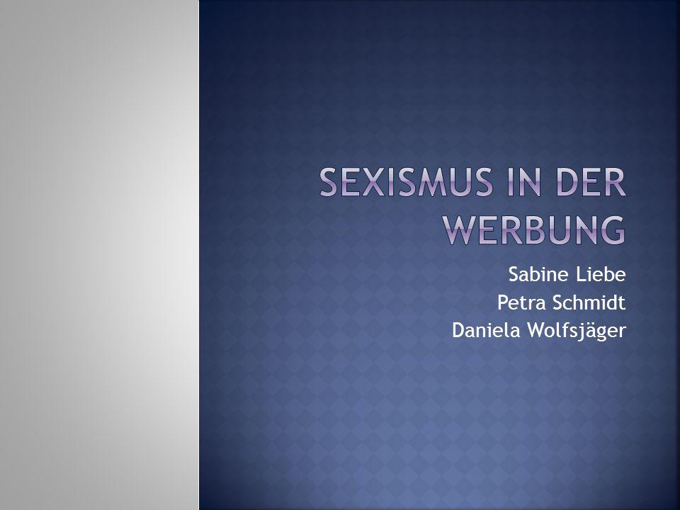 Sabine Liebe Petra Schmidt Daniela Wolfsjäger