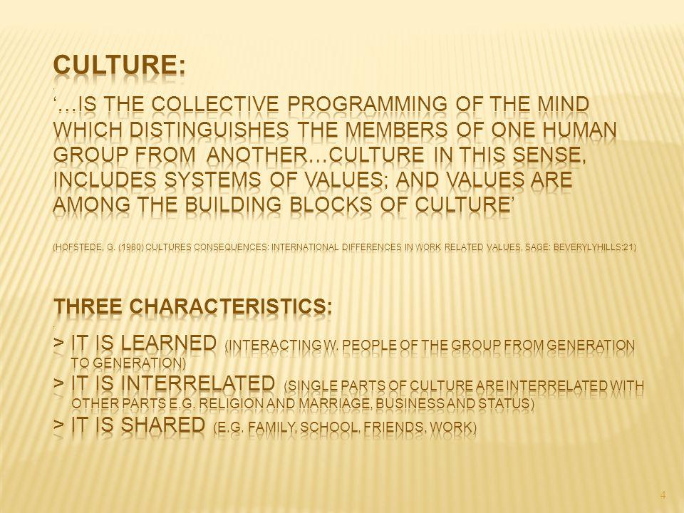 Was passiert, wenn zwei Wert-/ Orientierungssysteme aufeinander treffen.