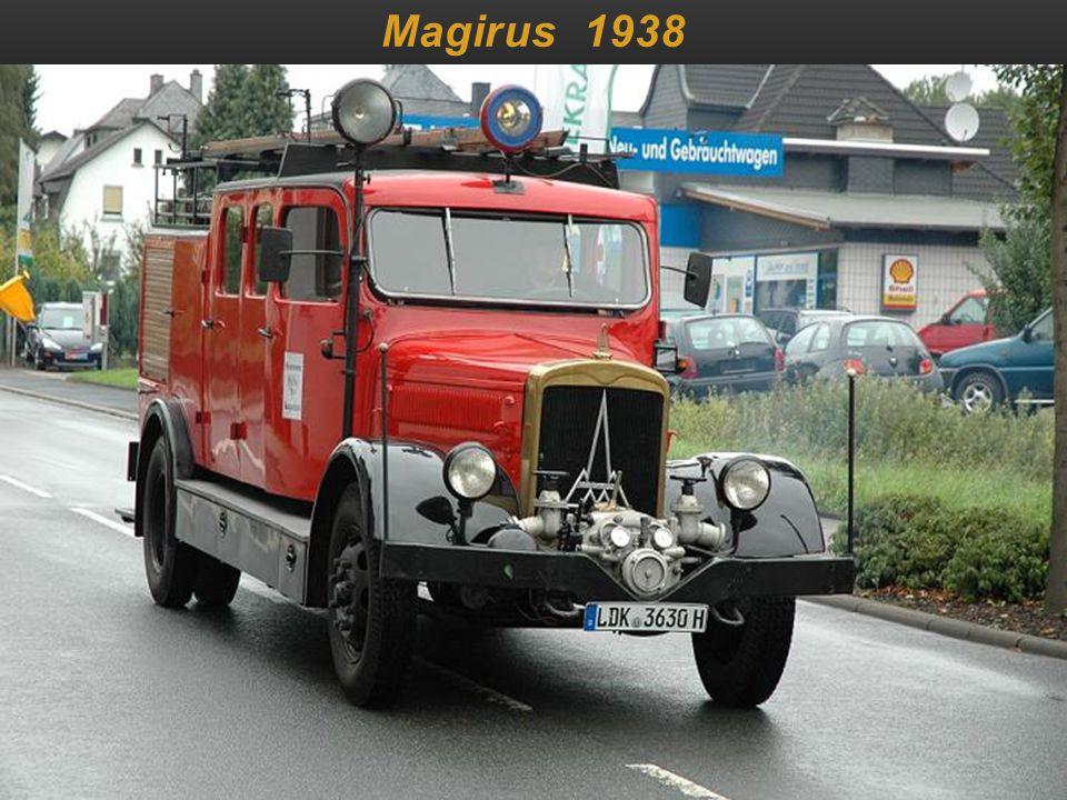 Einsatzfahrzeug - Saurer 1926
