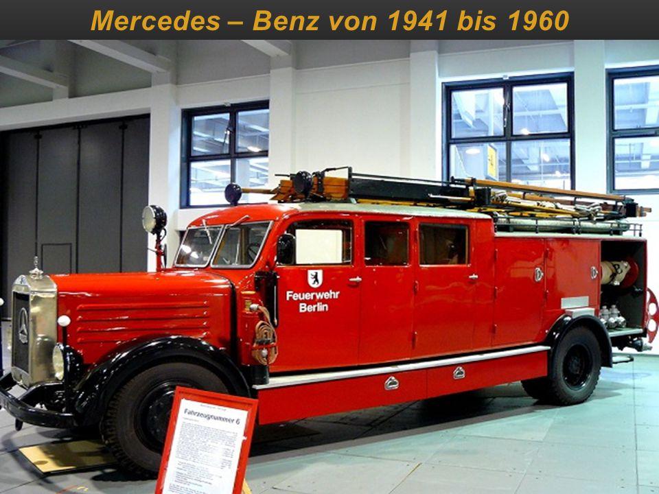 Daimler – Benz 1941