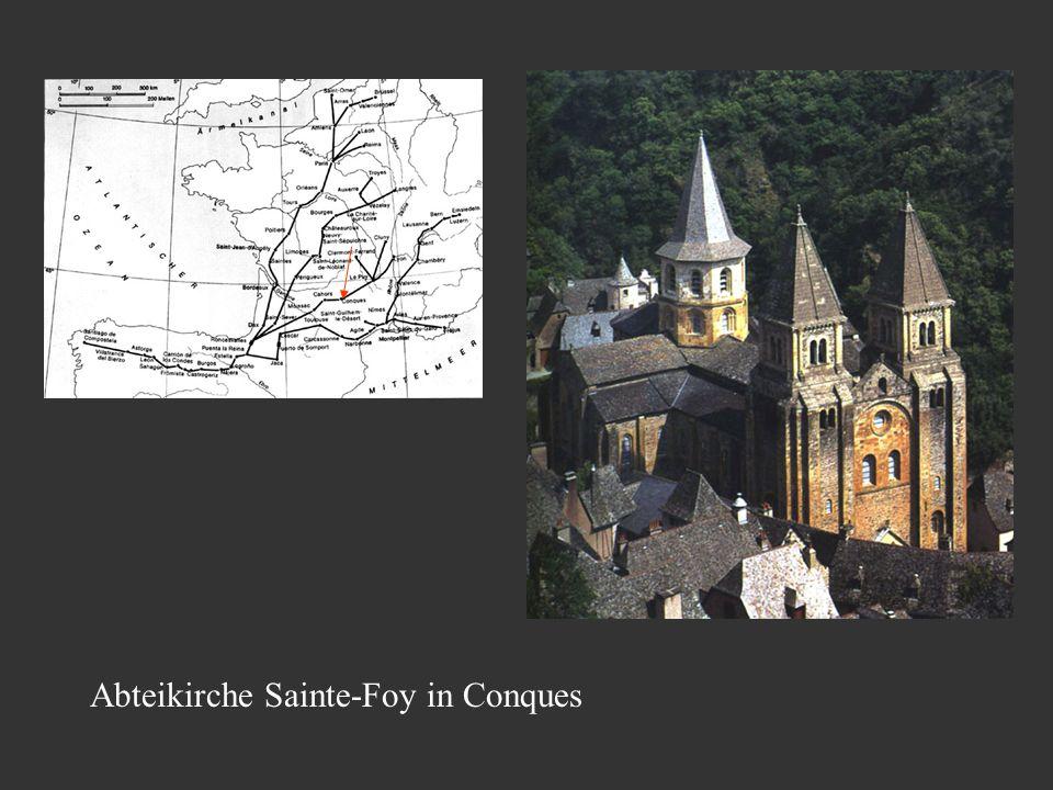 Abteikirche Sainte-Foy in Conques