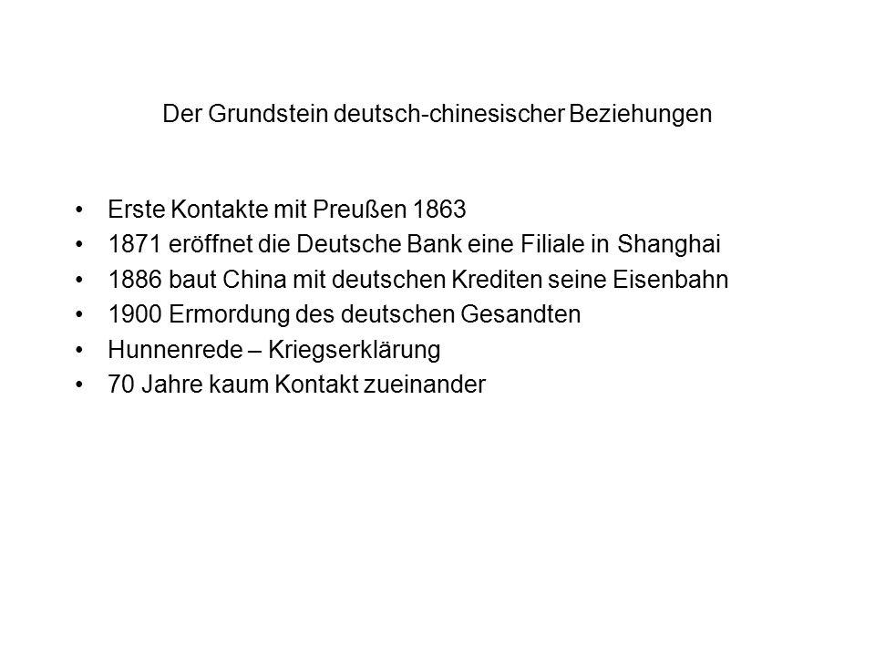Deng Xiaoping Führte die VR China faktisch von 1976-1997 an Verbesserte die Lebensqualität für vielen Hunderte Millionen von Menschen hinterließ stabile Strukturen Pragmatismus über Kommunismus