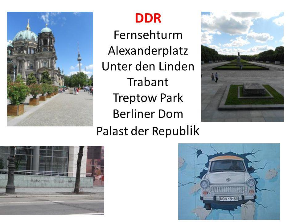 BRD Reichstag Potsdamer Platz Kaiser-Wilhelm-Gedächtniskirche Ka De We Kurfürstendam Str.
