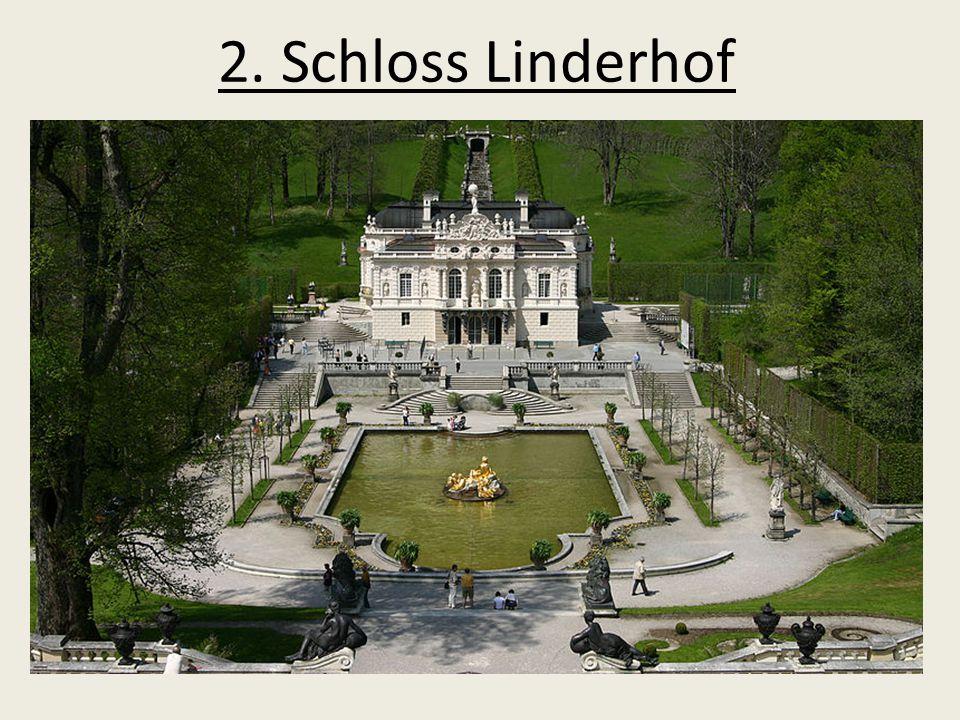 2. Schloss Linderhof