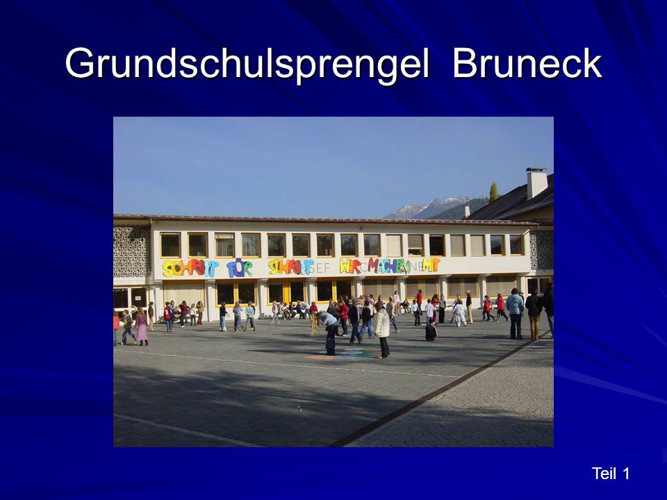 Grundschulsprengel Bruneck Teil 1