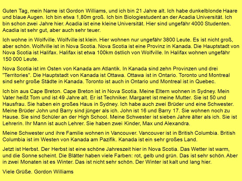 Fill in the gaps using wo, wie, woher, wohin, was und wann.
