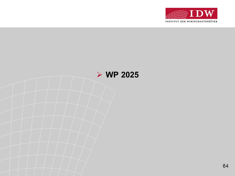 64  WP 2025