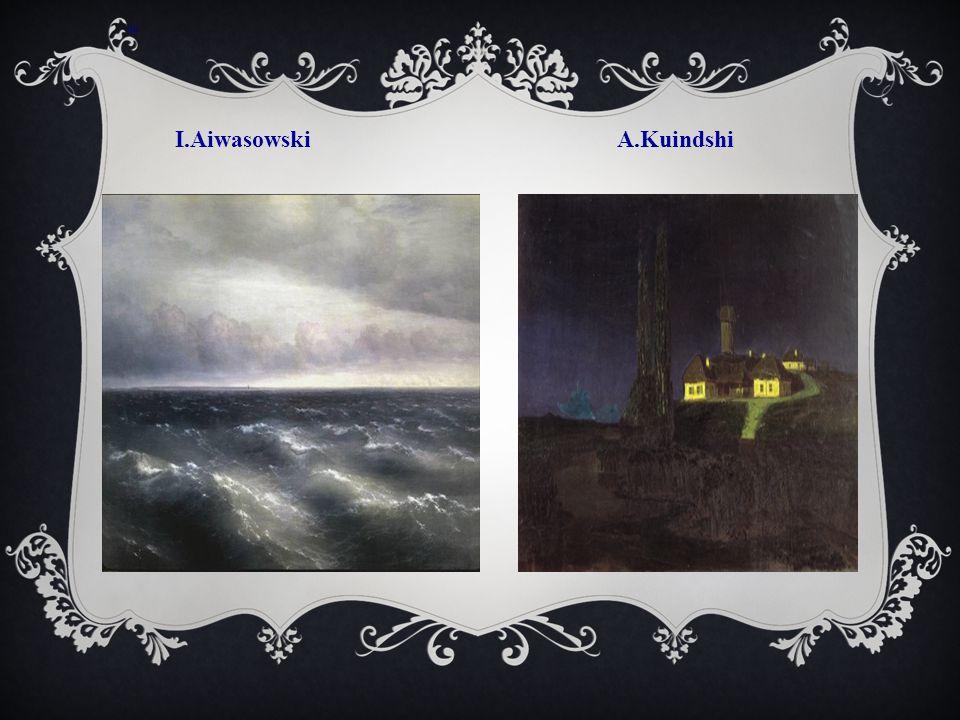 Iiii I.Aiwasowski A.Kuindshi